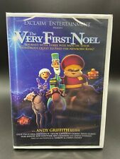 The Very First Noel (DVD) / Factory Sealed / Region 1