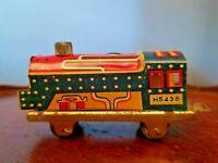 Vintage Tin Toy Engine No.H5435 Tin Litho Japan ~ Ray Rohr Cosmic Artifacts