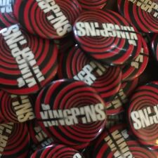 The Kingpins button badge ska reggae old stock vintage new Canadian twotone last