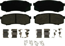 Disc Brake Pad Set-Posi 1 Tech Ceramic Rear Autopart Intl 1412-37186