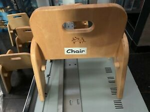 Community Playthings preschool quality  chair me-do-it chair 12-30 months