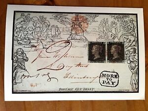 IRELAND 1993 KILKENNY COLLECTOR'S ROAD SHOW POSTCARDS WITH SPECIAL POSTMARKS (5)