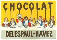 CPM - Carte postale  publicité CHOCOLAT HAVEZ collection pulicités anciennes