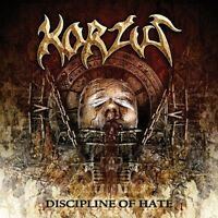 Korzus - Discipline of Hate [New CD]