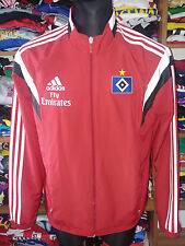 Hamburger SV HSV Trainings Jacke Gr. M  Trikot shirt jersey camiseta (g622d)