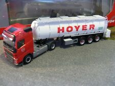 1/87 Herpa Volvo FH GL hoyer alimentaria tanque-remolcarse 304481
