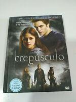 Saga Crepuscolo Crepuscolo 2 DVD+Libro Edizione Speciale Libro