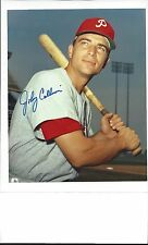Johnny Callison 8x10 Autographed Photo
