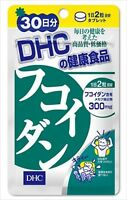 DHC Fucoidan Supplement Mekabu Seaweed extract 30 days tablets 300 mg JAPAN F/S