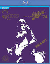 Queen: Live at the Rainbow 74 (Blu-ray Disc, 2014) Free US Shipping