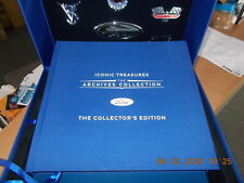 OFFICIAL FORD LICENSED ARCHIVES COLLECTION 400 PAGE COLLECTORS EDITION BOX SET