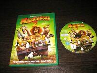 Madagascar 2 DVD Dream Works Animazione