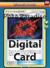 Beast Ring 102/131 Forbidden Light Pokemon TCG Online !! PTCGO Digital Card !!
