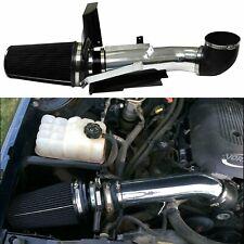 "4"" Cold Air Intake Kit Heat Shield Filter for 99-06 Silverado 1500/2500/3500 V8"
