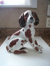 Vintage Dog Figurine Made in Italy