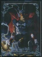 2018 Marvel Masterpieces Trading Card #28 Beta Ray Bill /1999