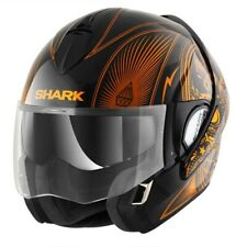 Shark Evoline Series 3 Mezcal KUO Flip Front Motorcycle Helmet Size Medium