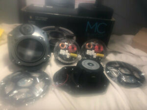Memphis 5.25 Component Speaker System MCC5 Top Of The Line