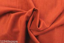 C1 SUPER SOTTILE ELEGANTE veneziano rosso fustagno misto cotone morbido