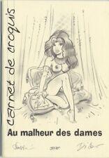 Carnet de croquis Malheur des Dames (Au) Au malheur des dames