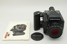 【Near Mint】Pentax 645 Camera Body with SMC A 75mm f/2.8 Lens from Japan 0161N