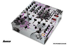 Skin Decal Wrap for PIONEER DJM-600 DJ Mixer CD Pro Audio DJM600 Parts LUNA