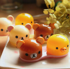 San-X Rilakkuma Bear Contact Lens Storage Case Container ~Random~ 1 Pair