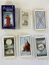 The Prediction Tarot Card Deck Vintage 1985 and Instruction Booklet (used)