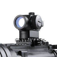 Dot Sight Quick Red/Green Release Airsoft Rifle sight Fit 20mm Rails For Hunting