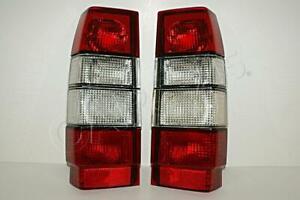 1983-1995 Volvo 740 745 760 940 960 Wagon LH + RH Rear Lamps Tail Lights PAIR