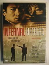 INFERNAL AFFAIRS - DVD