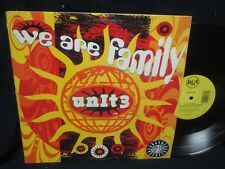 "Unit 3 UK ""We Are Family"" LP"