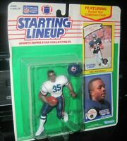 Starting Lineup Neal Anderson sports figure 1990 Kenner Chicago Bears  SLU NFL