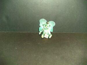"3"" Carol Stewart Original Green Fairy Store Exclusive Limited Mini Bear MIB"