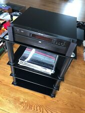 Mint Rotel RCC-1055 5 Disc Multi disc CD DVD Changer Perfect Condition w/manual