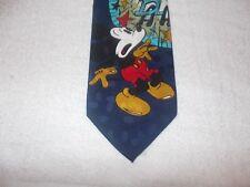 Corbata Novedad explosión de dibujos animados de Disney Mickey Mouse