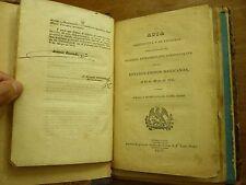 1841-97 MEXICO Pamphlets JALISCO Politics LAW Guadalajara imprints CONSTITUTION