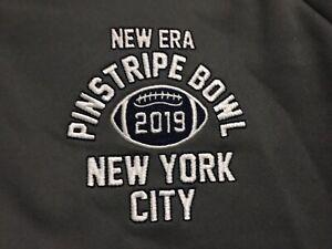 2019 New Era Pinstripe Bowl Hoodie Michigan State vs Wake Forest size XL