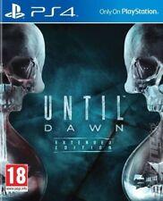 Until Dawn (PS4) VideoGames