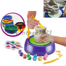 NEW Discovery Kids Motorized Pottery Wheel