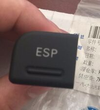 Electronic Stability Program ESP Black Switch Button OEM For Audi A4 S4 8E B6 B7