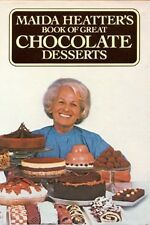 Maida Heatters Book of Great Chocolate Desserts