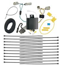 Trailer Wiring Harness Kit For 2015-2019 Ford, Transit-350, Dually Models Only