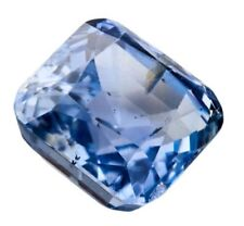 Enhanced Transparent Blue Loose Natural Sapphires