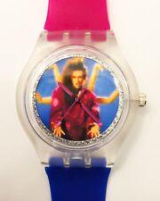 Dead or Alive Pete Burns watch vinyl cd - Retro 80s designer watch