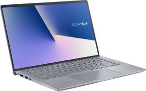 ASUS ZenBook 14 in (AMD Ryzen 5 4500U, 8GB, 256GB) Laptop Q407IQ-BR5N4