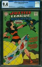 Justice League of America #60 CGC 9.4 -- 1968 -- Early Batgirl app. #2013595018