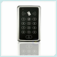 Keypad 1K user 13.56MHz IC card reader Extendable Standalone Access Controller