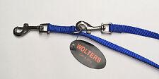 Wolters Hundeleine 3 fach verstellbare Führleine Vario 200cm, 10mm weiches Nylon