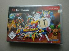 Nokia N-Gage, Bomberman Sammlungsauflösung , neu ,unbespielt ,versiegelt
